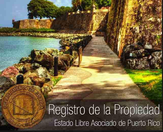 App Registro De Propiedad Puerto Rico