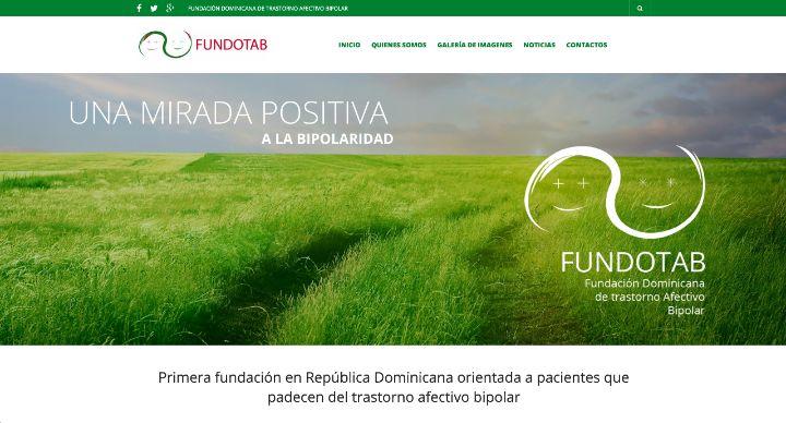 Diseño Y Desarrollo Web Para Fundotab